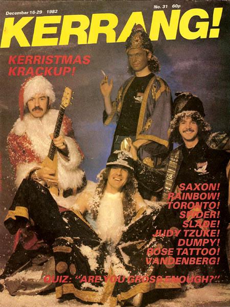 Saxon et la presse Kerran11