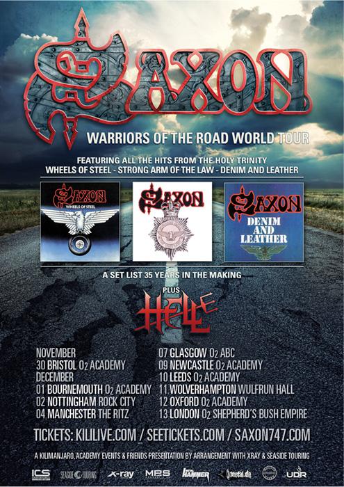 Sacrifice World Tour 2013/2014 - Page 6 Saxon_13