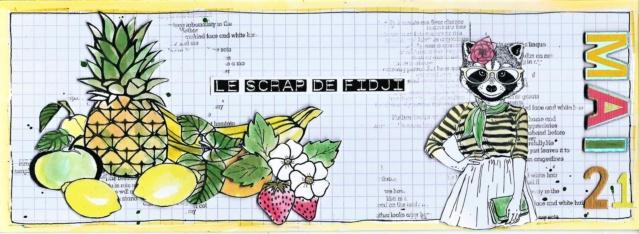 Défi de Mai : les fruits et légumes de saison - Page 2 Bannie10