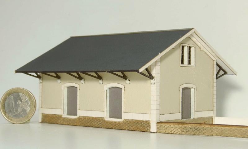 [Architecture & Passion] Halle PO de Laroquebrou 16046910