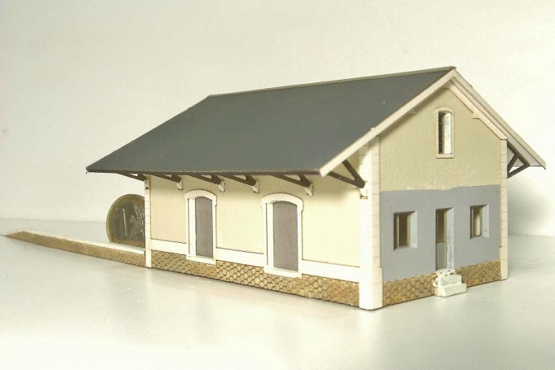 [Architecture & Passion] Halle PO de Laroquebrou 16046911