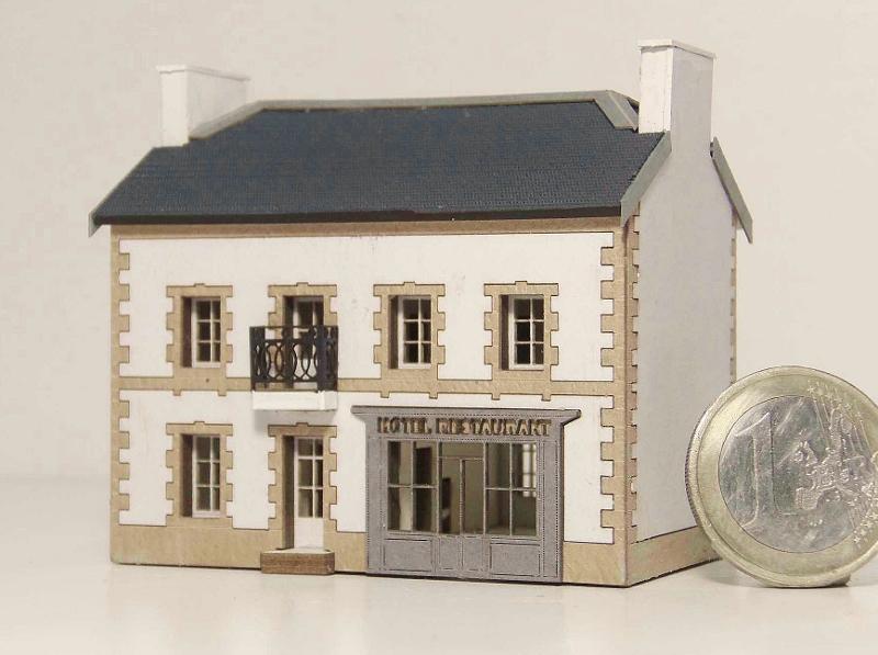 [Architecture & Passion] Hôtel restaurant de Landeyrat 160vil18