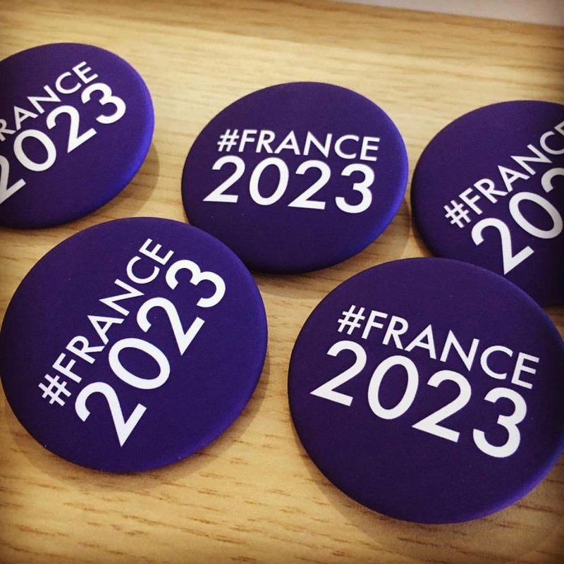 Candidature Coupe du Monde de Rugby France 2023 - FFR 17554110