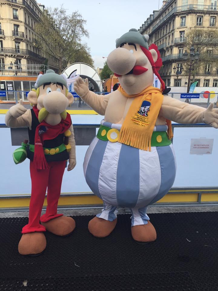 Championnats du Monde de Hockey sur Glace 2017 17629510