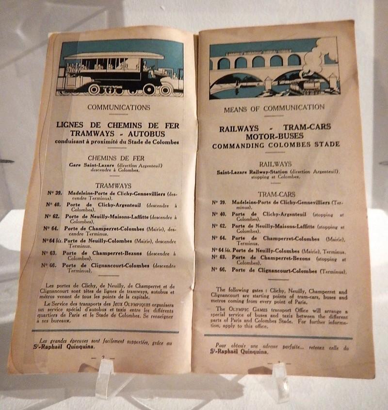 Expo. J.O. PARIS 1924 Colombes Dscn3123