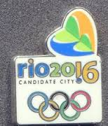 Pin's Rio 2016 Images19
