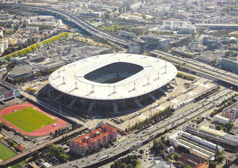 France / Espagne de foot Stade_13
