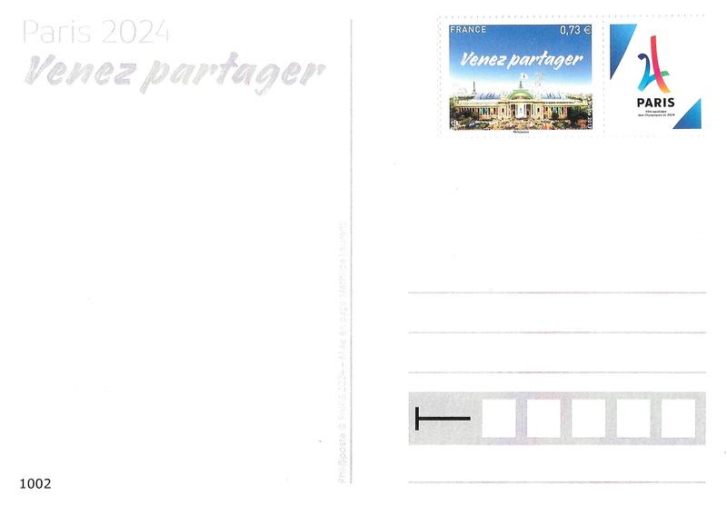 TIMBRE PARIS 2024 Timbre15