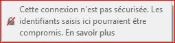 Message d'avertissement Https10