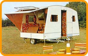 pliante - caravane pliante rapido Style710