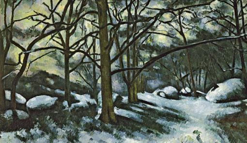 Un peintre, un auteur : Cézanne - Page 2 Cazann10