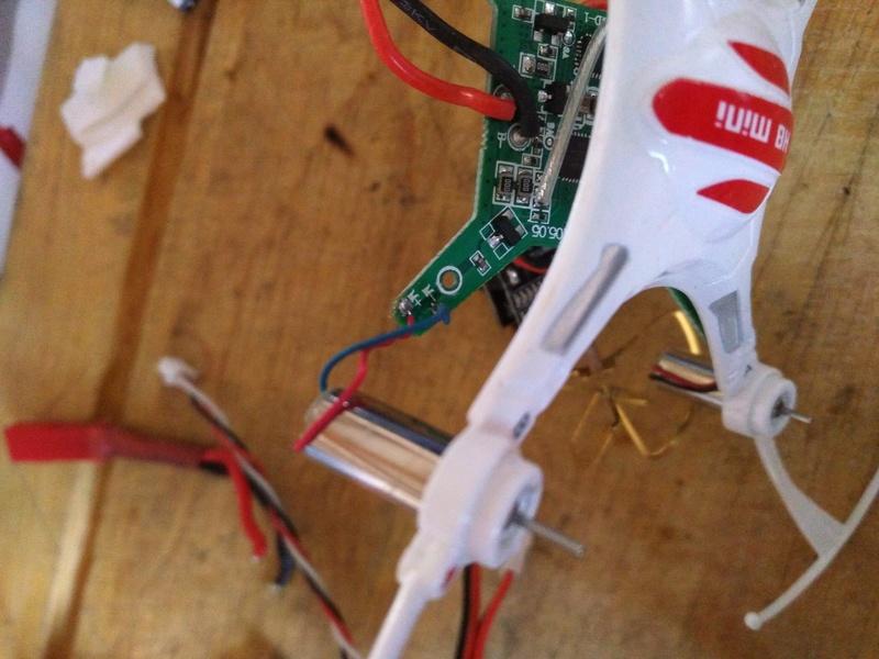 Montage Eachine H8 Mini FPV Img_2040