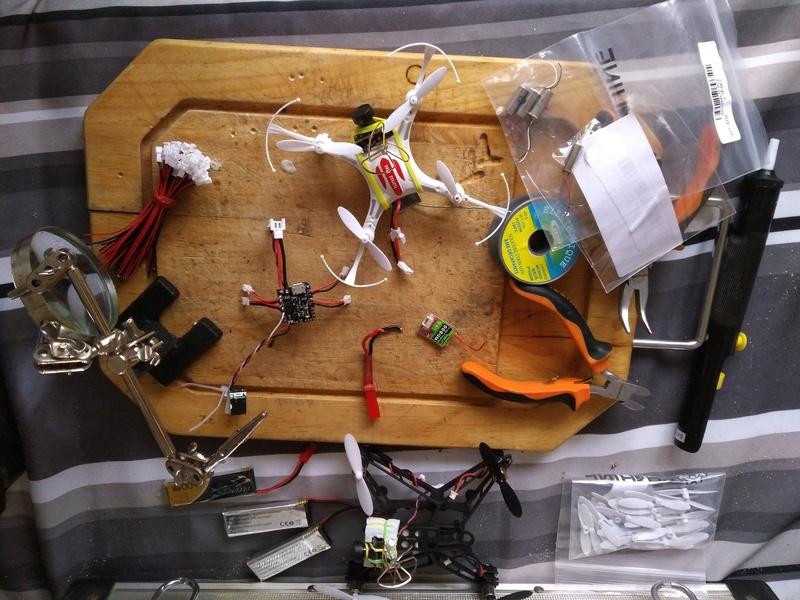 Montage Eachine H8 Mini FPV Img_2042