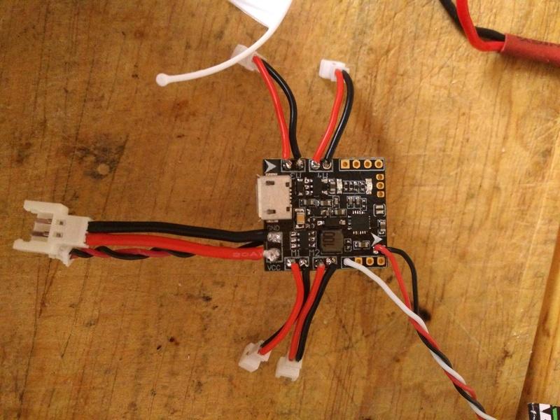 Montage Eachine H8 Mini FPV Img_2043