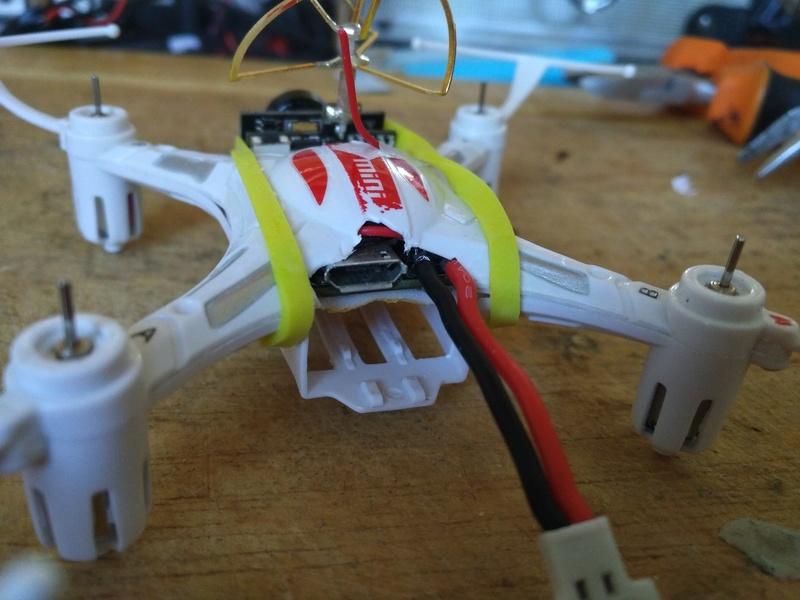 Montage Eachine H8 Mini FPV Img_2051