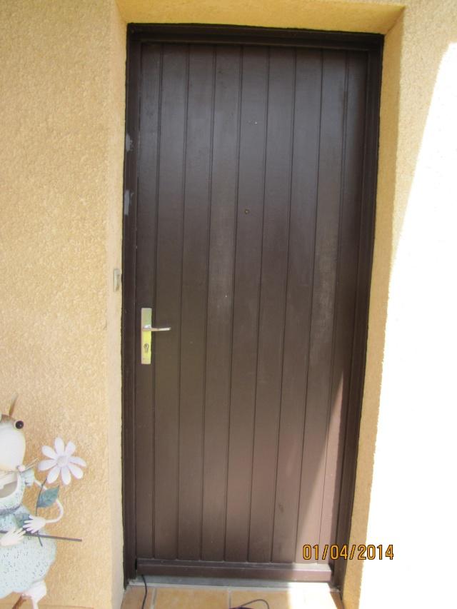 Au tour de la porte d'entrée! Img_6219