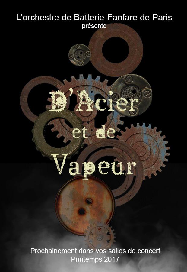 D'Acier et de Vapeur - Christian Tavernier Teaser11