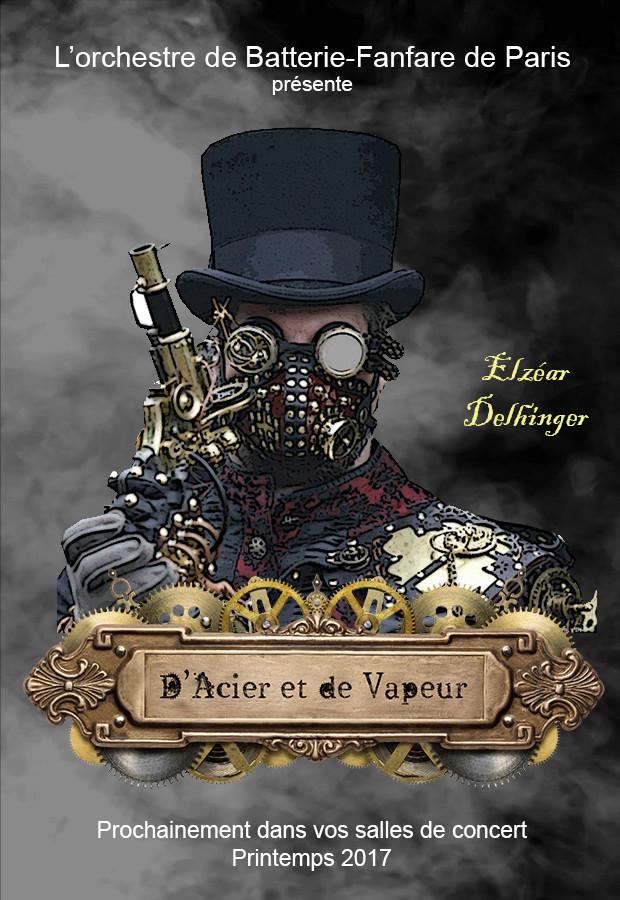 D'Acier et de Vapeur - Christian Tavernier Teaser13