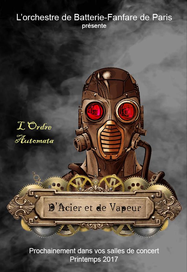 D'Acier et de Vapeur - Christian Tavernier Teaser14