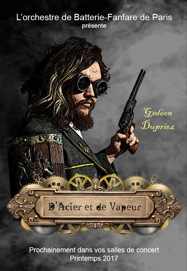 D'Acier et de Vapeur - Christian Tavernier Teaser15