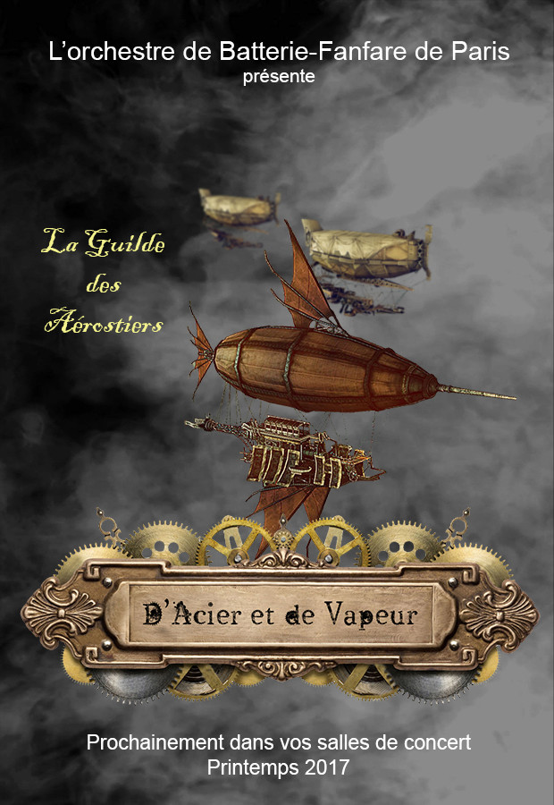D'Acier et de Vapeur - Christian Tavernier Teaser16
