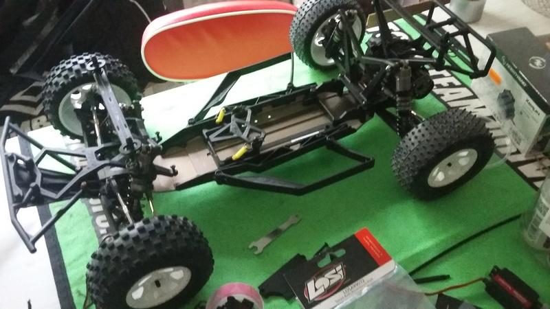TLR 22 SCT 2.0 de Koni 20170430
