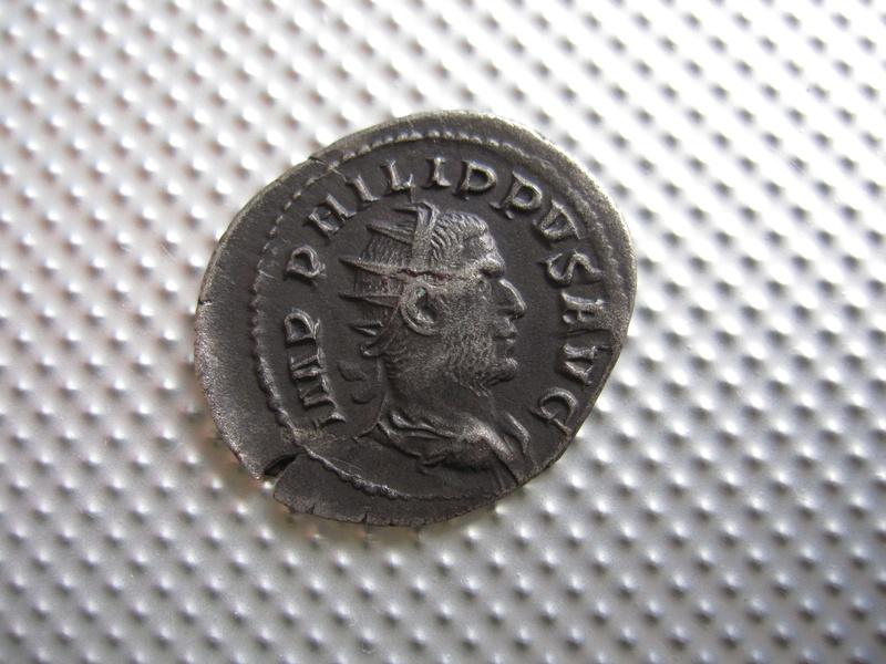 Philippe l'arabe antoninien à l'éléphant Img_1612