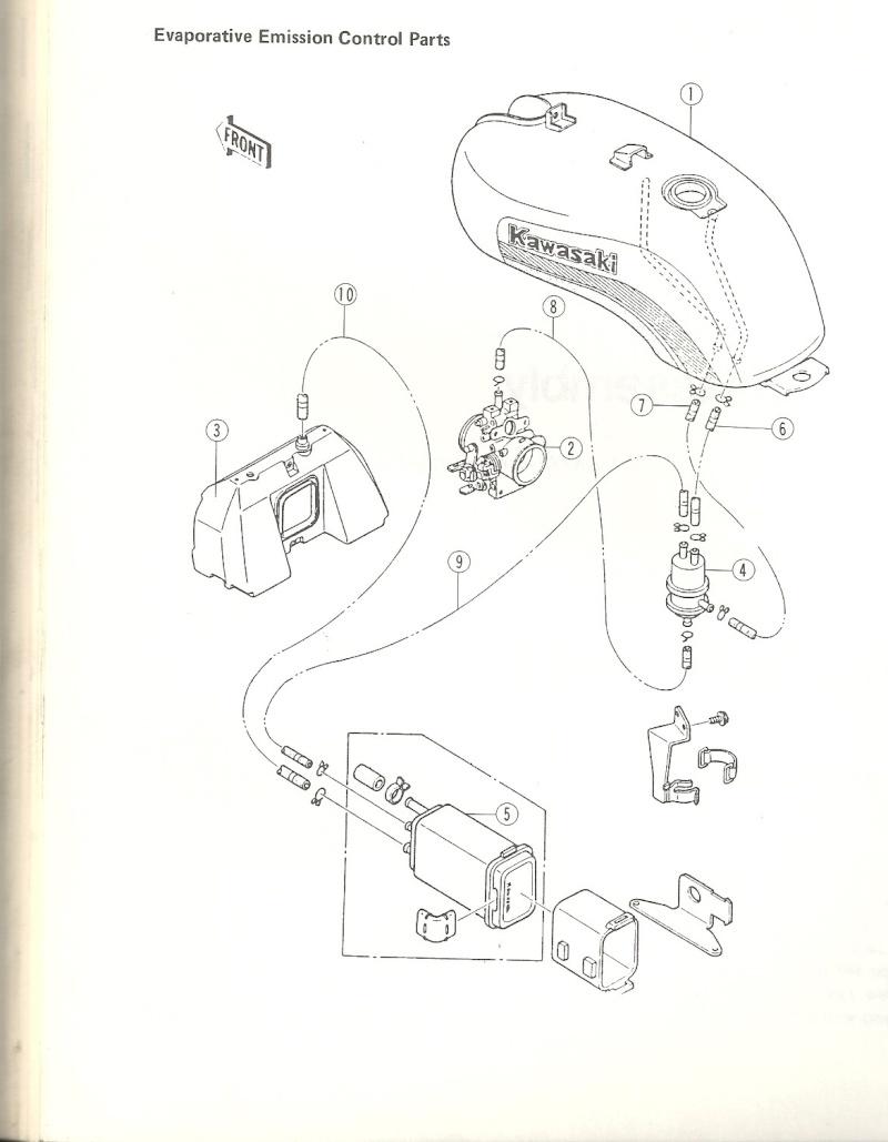 QUELLE MODELE DE BOITE A AIR ZX 1100 A1 OU A2 ??? Numari12