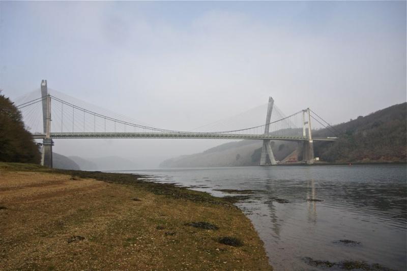 Déconstruction du vieux pont de Térénez Img_6311