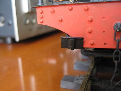 les 5 màquines St Léonard del tren d'Olot (FFCC de la Terrassa) A_723