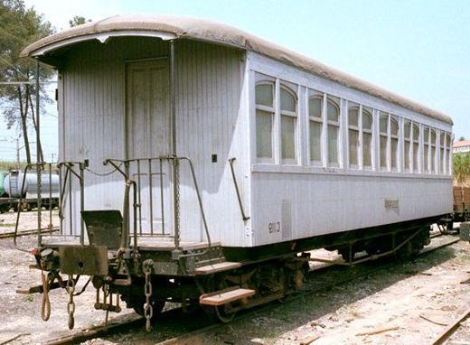 Cotxe tipus Martorell a escala IIm (FFCC de la Terrassa) X_410
