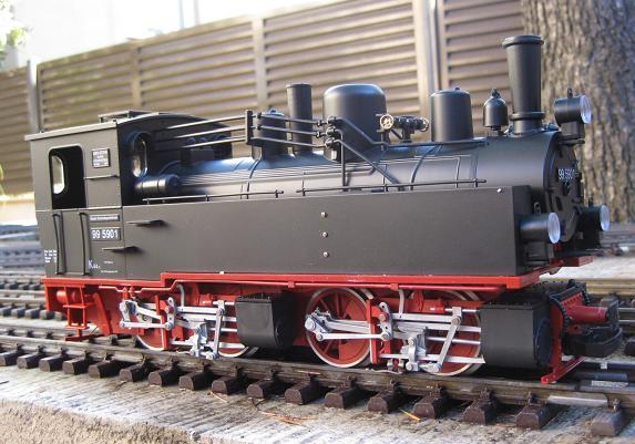 Tarda de trens a Barcelona (material nou Train Line 45 i LGB) Xxx_111