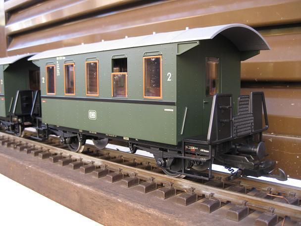 Tarda de trens a Barcelona (material nou Train Line 45 i LGB) Xxx_1311
