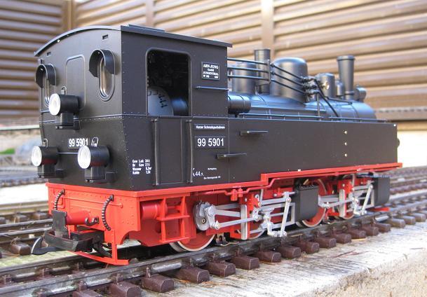 Tarda de trens a Barcelona (material nou Train Line 45 i LGB) Xxx_211