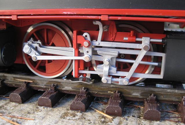 Tarda de trens a Barcelona (material nou Train Line 45 i LGB) Xxx_311
