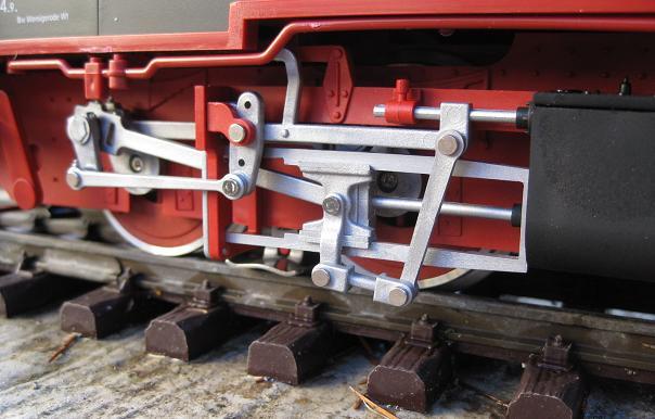 Tarda de trens a Barcelona (material nou Train Line 45 i LGB) Xxx_411