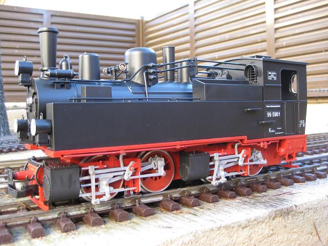 Tarda de trens a Barcelona (material nou Train Line 45 i LGB) Xxx_811