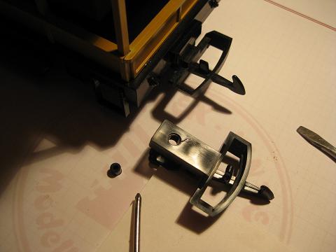 Petites dèries d'una tarda d'hivern, o personalització d'una dresina Harland Z11