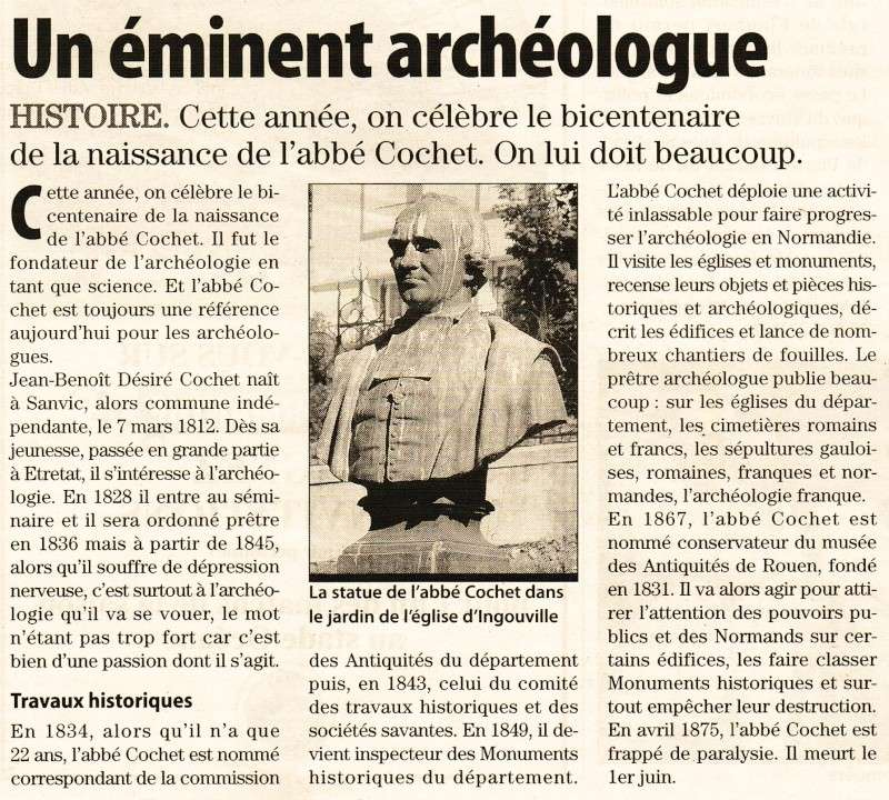 Abbé - Abbé COCHET 2012-011