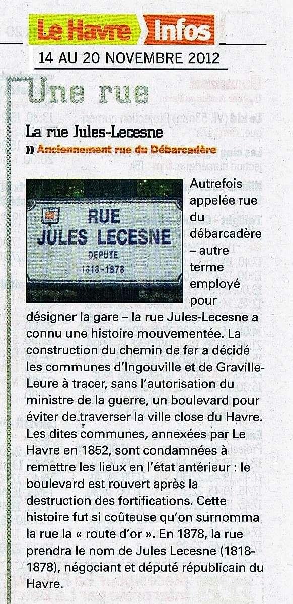 Havre - Le Havre - Rue Jules Lecesne 2012-110