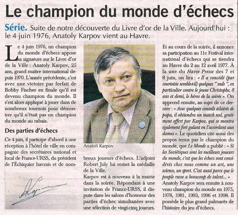 hebert - Découverte du Livre d'or de la Ville du Havre II 2016-015