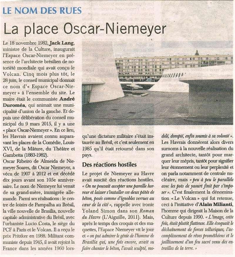 Havre - Le Havre - Place Oscar Niemeyer 2017-011