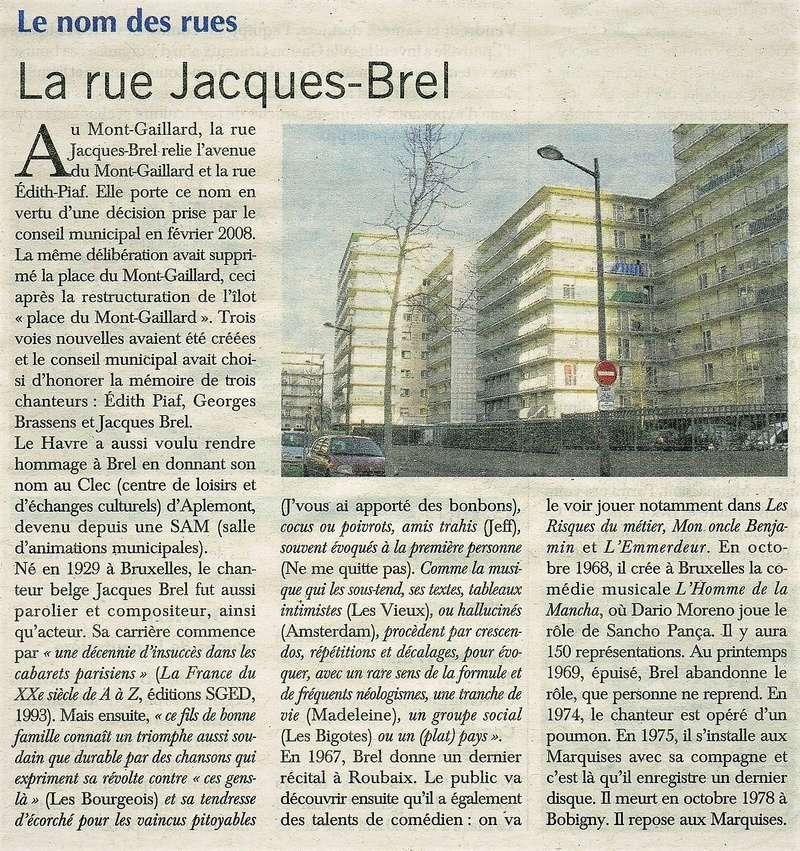 Havre - Le Havre - Rue Jacques Brel (Mont-Gaillard) 2017-034