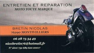 NB Motos - Nicolas Bretin - entretien et réparations toutes marques - à Epouville Carte_10