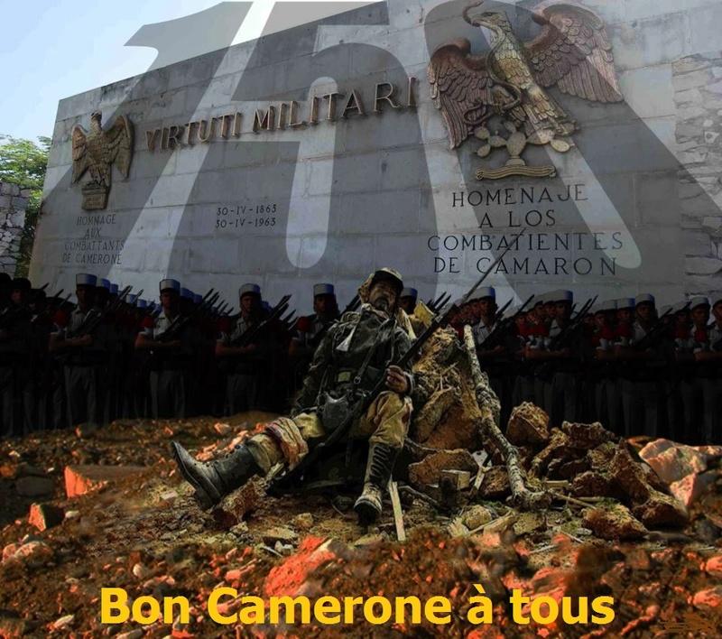 Combat de Camerone Camero10