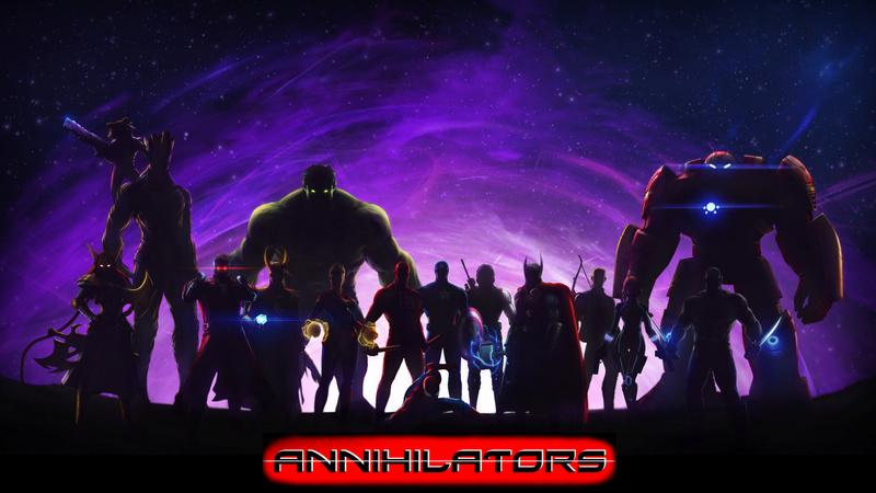Alliance Annihilators - MFF