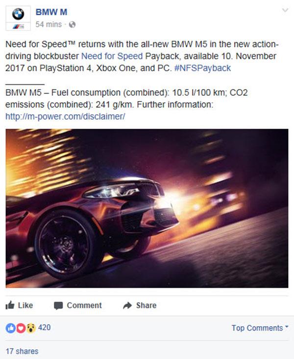 2017 - [BMW] M5 [F90] - Page 2 G30-m510