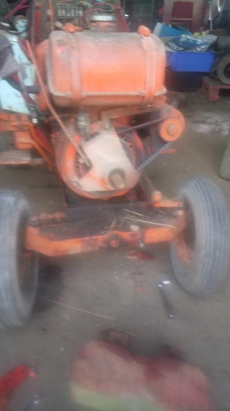 TRACTEUR - Micro-tracteur Motostandard 1031, bientot dans la cour Dsc_0314