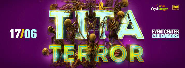 Ti Ta Terror - 17 Juin 2017 - Event center Culemborg - NL 15823410