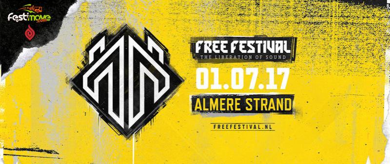 Free Festival - 01 Juillet 2017 - Almere Strand - NL 16423110